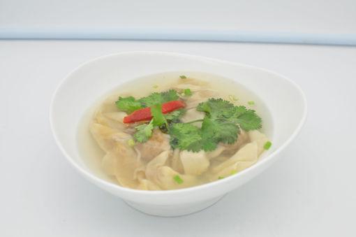 Image de S4 - Kiaow Nam (soupe de raviolis aux crevettes)