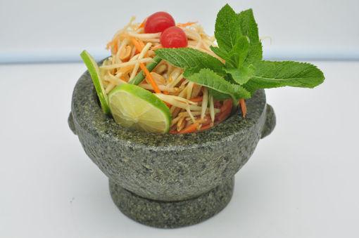 Image de S5 - Som Tam (salade de papaye vert )