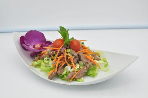 Image de S6 - Yam Neua (salade de boeuf épicée)