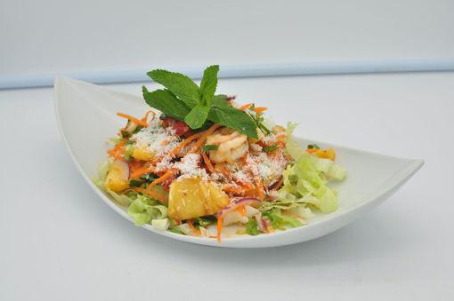 Image de S9 - Yam Sapparod (salade d'ananas aux crevette )