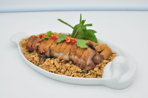 Image de P4 - Ped Lad sauce Makham (canard grillé)