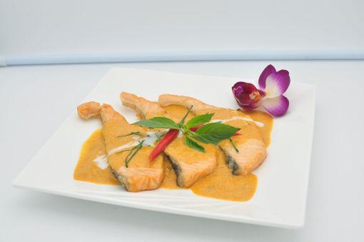 Image de P6 - Pla Chu Chi (saumon poêlé)
