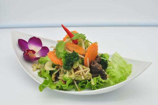Image de P14 - Phad Phak Rouammit (légumes variés sautés )