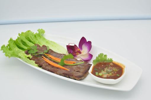 Image de P17 - Seua Rong Hai (boeuf mariné grille)