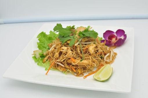 Image de P18 mi phad kai (nouilles sautées façon thaï )