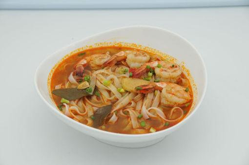 Image de P27 nengzh (soupe thaï à la citronnelle pâtes de riz (10€50))