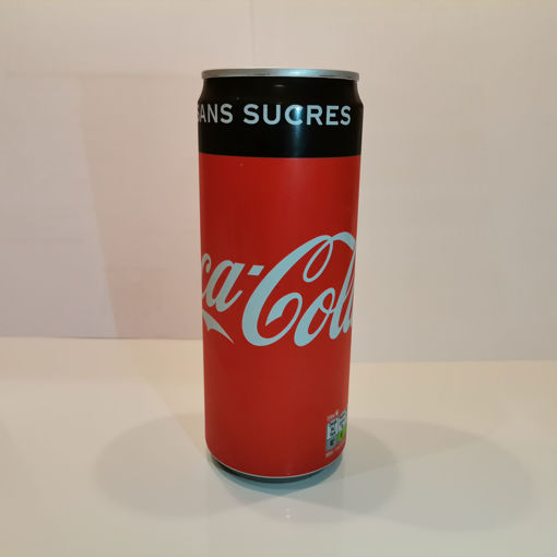 Image de Coca-Cola zero sucres 33 cl