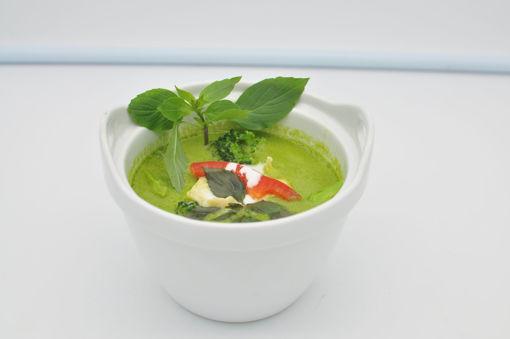 Image de P1C - Légumes au Curry Vert Végétarien